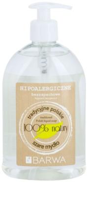 Barwa Natural Hypoallergenic folyékony szappan parfümmentes