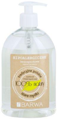 Barwa Natural Hypoallergenic tekuté mydlo bez parfumácie