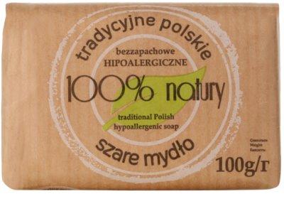Barwa Natural Hypoallergenic mydło w kostce do skóry wrażliwej