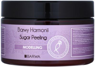 Barwa Harmony Modelling cukrový peeling proti celulitidě