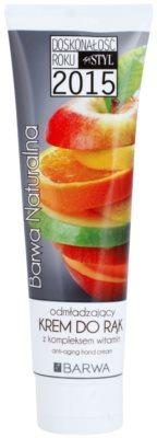 Barwa Natural Vitamins omlazující krém na ruce