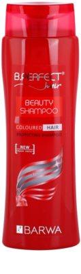 Barwa B.Perfect Hair Beauty Shampoo ochranný šampon pro barvené vlasy