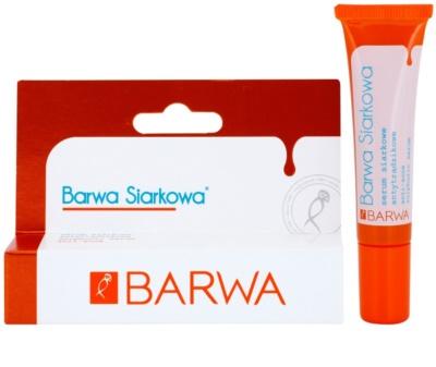 Barwa Sulphur antibakteriální sérum pro pleť s nedokonalostmi 1