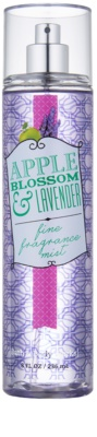 Bath & Body Works Apple Blossom & Lavender спрей для тіла для жінок