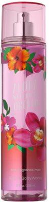 Bath & Body Works Aloha Waterfall Orchid telový sprej pre ženy