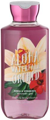 Bath & Body Works Aloha Waterfall Orchid gel de dus pentru femei