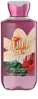 Bath & Body Works Aloha Waterfall Orchid sprchový gél pre ženy