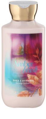 Bath & Body Works Amber Blush tělové mléko pro ženy