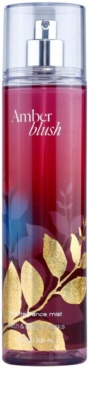 Bath & Body Works Amber Blush spray de corpo para mulheres