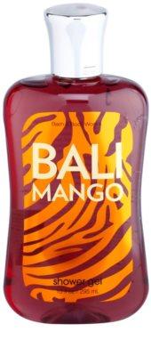 Bath & Body Works Bali Mango gel de ducha para mujer