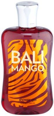 Bath & Body Works Bali Mango Shower Gel for Women