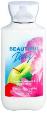 Bath & Body Works Beautiful Day Lapte de corp pentru femei