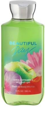 Bath & Body Works Beautiful Day gel de duche para mulheres