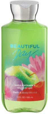 Bath & Body Works Beautiful Day sprchový gél pre ženy
