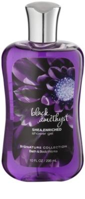 Bath & Body Works Black Amethyst Duschgel für Damen