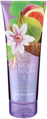 Bath & Body Works Brown Sugar and Fig Körpercreme für Damen