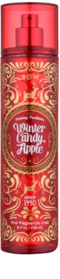 Bath & Body Works Winter Candy Apple спрей для тіла для жінок