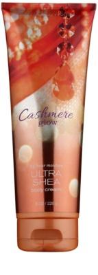 Bath & Body Works Cashmere Glow telový krém pre ženy
