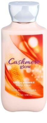 Bath & Body Works Cashmere Glow tělové mléko pro ženy
