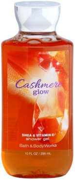 Bath & Body Works Cashmere Glow gel de ducha para mujer