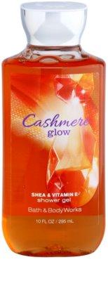 Bath & Body Works Cashmere Glow gel de duche para mulheres
