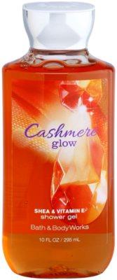 Bath & Body Works Cashmere Glow tusfürdő nőknek