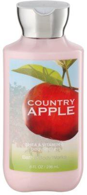 Bath & Body Works Country Apple Lapte de corp pentru femei