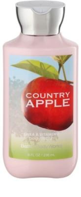 Bath & Body Works Country Apple tělové mléko pro ženy