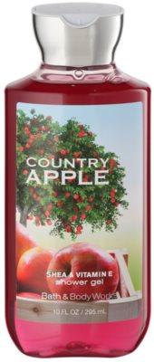 Bath & Body Works Country Apple gel za prhanje za ženske