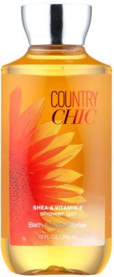 Bath & Body Works Country Chic gel de ducha para mujer