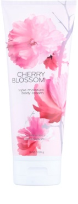 Bath & Body Works Cherry Blossom crema de corp pentru femei