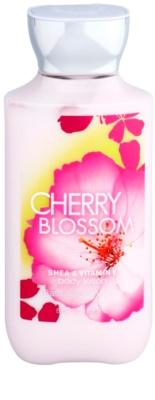 Bath & Body Works Cherry Blossom tělové mléko pro ženy