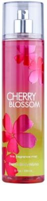 Bath & Body Works Cherry Blossom spray de corpo para mulheres