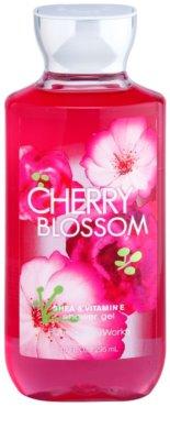 Bath & Body Works Cherry Blossom sprchový gel pro ženy