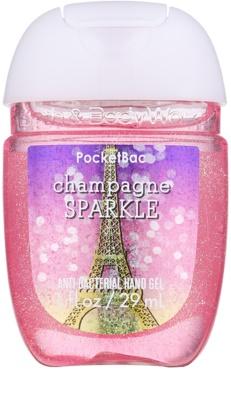 Bath & Body Works PocketBac Champagne Sparkle антибактеріальний гель для рук