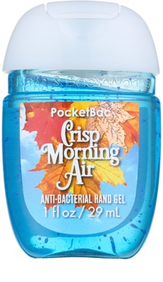 Bath & Body Works PocketBac Crisp Morning Air Gel antibacterial pentru maini.
