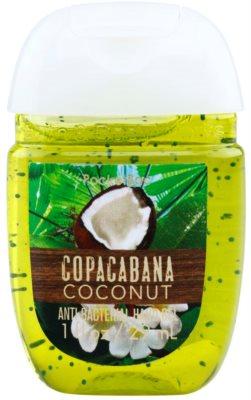 Bath & Body Works PocketBac Copacabana Coconut antibakteriális gél kézre