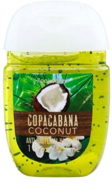 Bath & Body Works PocketBac Copacabana Coconut antibakterielles Gel für die Hände