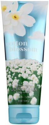Bath & Body Works Cotton Blossom crema de corp pentru femei