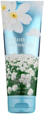 Bath & Body Works Cotton Blossom Körpercreme für Damen