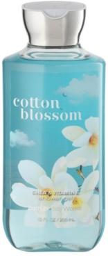 Bath & Body Works Cotton Blossom żel pod prysznic dla kobiet