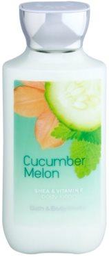 Bath & Body Works Cucumber Melon tělové mléko pro ženy