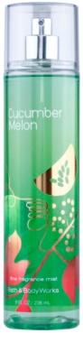 Bath & Body Works Cucumber Melon spray de corpo para mulheres