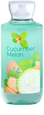 Bath & Body Works Cucumber Melon sprchový gel pro ženy
