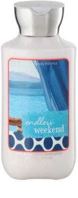 Bath & Body Works Endless Weekend telové mlieko pre ženy