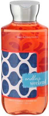 Bath & Body Works Endless Weekend Shower Gel for Women