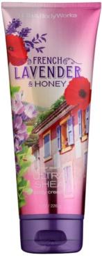 Bath & Body Works French Lavender And Honey tělový krém pro ženy