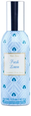 Bath & Body Works Fresh Linen spray para o lar
