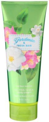 Bath & Body Works Gardenia & Fresh Rain creme corporal para mulheres