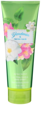 Bath & Body Works Gardenia & Fresh Rain Körpercreme für Damen